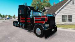 Skin JPC Ranch for the truck Peterbilt 389