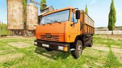 KAMAZ-43255 for Farming Simulator 2017