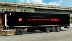 Skin on Texaco semi for Euro Truck Simulator 2
