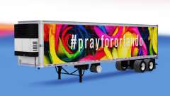 Skin PrayForOrlando on the trailer