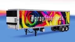 Skin PrayForOrlando on the trailer