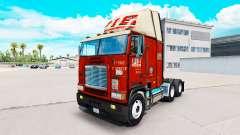 Skin PIE on truck Freightliner FLB