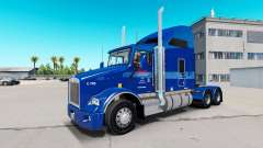 Skin Carlile Trans on tractors