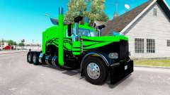 Skin for the truck Peterbilt 389