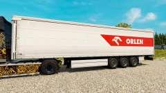 Skin PKN ORLEN for trailers