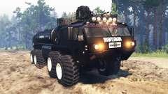 Oshkosh HEMTT M977 Huntsman