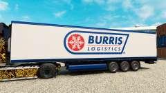 Skin Burris Logistics for semi-refrigerated