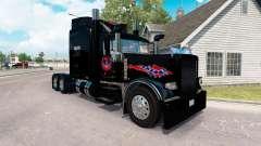 Rebel Reaper skin for the truck Peterbilt 389