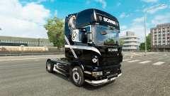 V8 skin for Scania truck