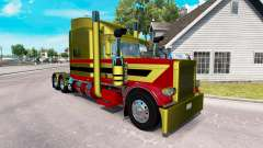 Skins Metallic 7 for the truck Peterbilt 389