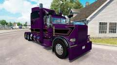Conrad Shada skin for the truck Peterbilt 389
