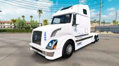 Skin B. A. H. Express truck Volvo VNL 670