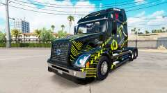 Skin Monster Energy for Volvo truck VNL 670