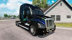 Скин John Christner на Freightliner Cascadia