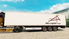 Skin ABC-Logistic for semi-refrigerated