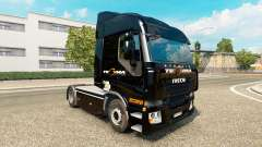 Tegma Logistic skin for Iveco tractor unit
