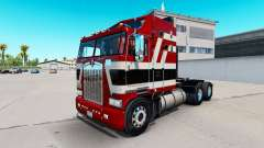 Red Baron skin for Kenworth K100 truck