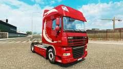 Skin Limited Edition v2.0 truck DAF