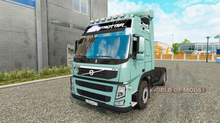 Volvo FM13 for Euro Truck Simulator 2