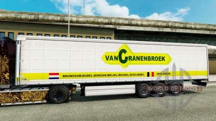 Skin Vancranenbroek for trailers for Euro Truck Simulator 2