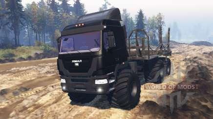 The Yamal-6 v7.0 for Spin Tires