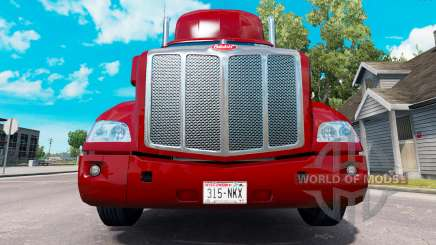 A collection of license plates v1.1 for American Truck Simulator