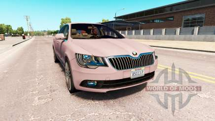 Skoda Superb for American Truck Simulator