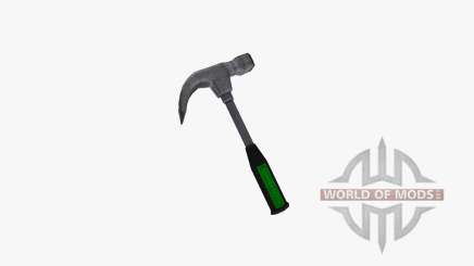 Steel hammer for Farming Simulator 2017