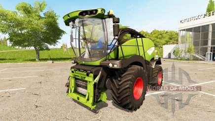Fendt Katana 85 for Farming Simulator 2017