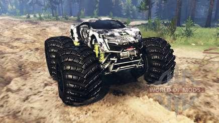 Lykan HyperSport [monster truck] for Spin Tires