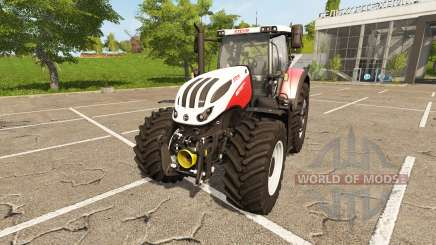 Steyr Terrus 6270 CVT [pack] for Farming Simulator 2017