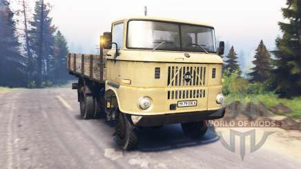 IFA W50 L v3.0 for Spin Tires