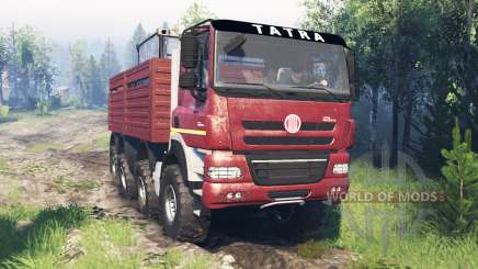 Tatra Phoenix T 158 8x8 v7.0 for Spin Tires