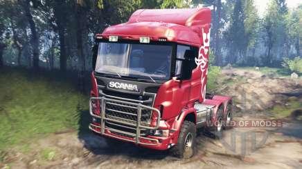 Scania R730 v3.0 for Spin Tires