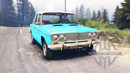 VAZ-2103 v5.0 for Spin Tires