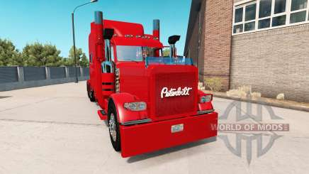 Peterbilt 389 v2.0 for American Truck Simulator