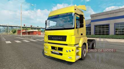 KamAZ-5490 for Euro Truck Simulator 2