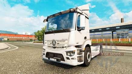 Mercedes-Benz Antos for Euro Truck Simulator 2