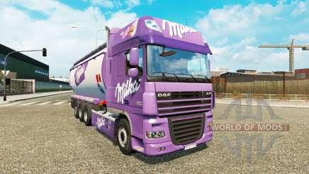 DAF XF Tandem for Euro Truck Simulator 2