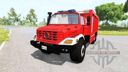 ETK 6200 [fire truck] for BeamNG Drive