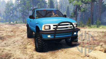 Chevrolet S-10 1994 for Spin Tires