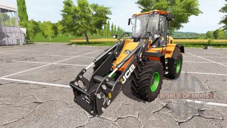 JCB 435S AWS v1.1 for Farming Simulator 2017