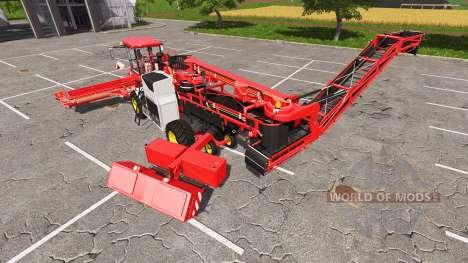HOLMER Terra Felis 2 multifruit v1.1 for Farming Simulator 2017