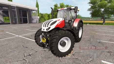 Steyr Terrus 6300 CVT ecotec v1.1 for Farming Simulator 2017