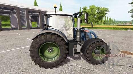 Fendt 718 Vario for Farming Simulator 2017