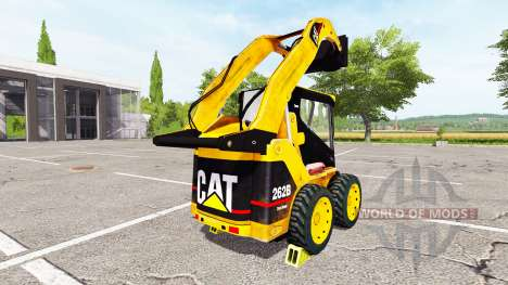 Caterpillar 262B for Farming Simulator 2017