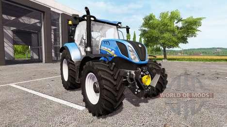 New Holland T6.165 for Farming Simulator 2017