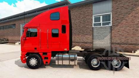 Freightliner Argosy v2.2 for American Truck Simulator