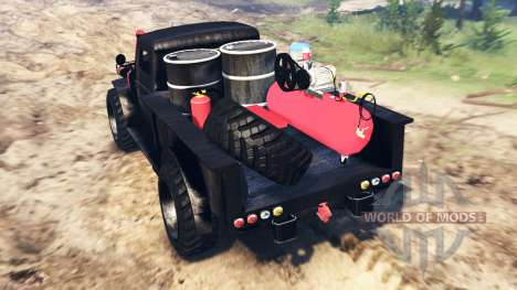 GTA V Bravado Duneloader for Spin Tires