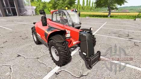 Manitou MLT 840 for Farming Simulator 2017